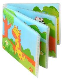 Babyono Wild Animals Bath Book Wild Animals