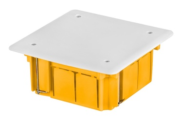 Elektro-Plast 0262-0N Junction Box 105x105mm Yellow