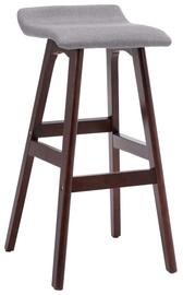 Bāra krēsls VLX Bar Chair, brūna/pelēka
