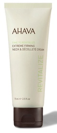 Ahava Time to Revitalize Extreme Firming Neck & Decollete Cream 75ml