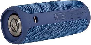 Беспроводной динамик Manta SPK130GO, синий, 10 Вт