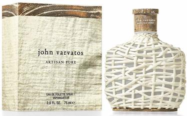 Tualetes ūdens John Varvatos Artisan Pure 75ml EDT