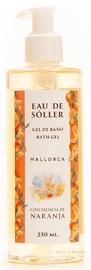Eau De Soller Mallorca Bath Gel 250ml