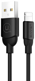 Usams Ice Cream Durable-Soft USB To Apple Lighting Cable 1m Black