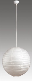 Lampas kupols Futura, 30 cm, balts