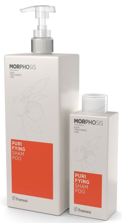Framesi Morphosis Purifying Shampoo 1l