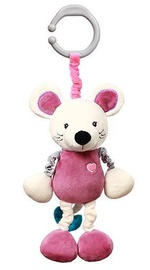 BabyOno Sybil The Mouse Vibrating Toy Mouse