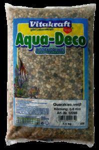 Vitakraft Aqua-Deco Gravel White 7.5kg