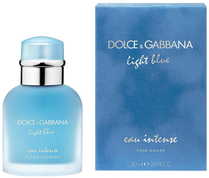 Духи Dolce & Gabbana Light Blue Eau Intense Pour Homme 50ml EDP