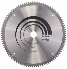 Bosch Professional 2608640442 Circular Saw Blade Optiline Wood 305x30mm