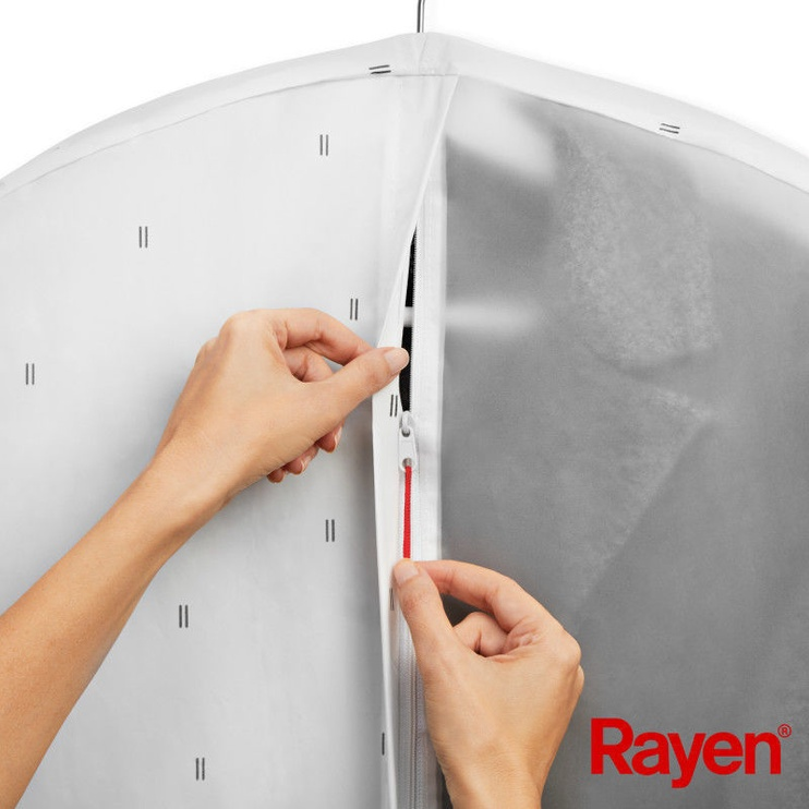 Rayen Clothes Bag L Medium 60x150cm Transparnet