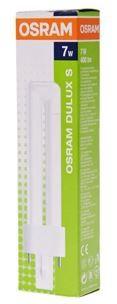 Osram Dulux S Lamp 7W G23