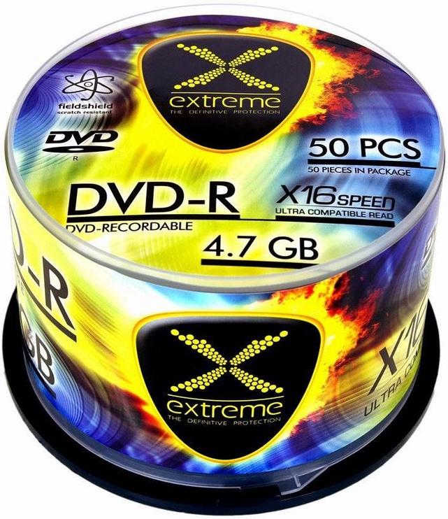 Esperanza 1164 Extreme 16x 4.7GB Cake Box 50 DVD's