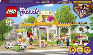 Конструктор LEGO Friends Органическое кафе Хартлейк-Сити 41444, 314 шт.