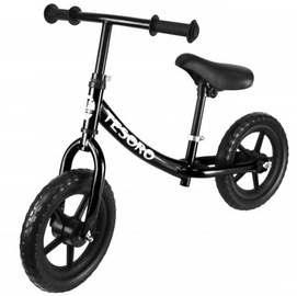 Tesoro PL-8 Balance Bike Black Matt