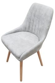 Ēdamistabas krēsls MN K284 Gray 3037028, 1 gab.