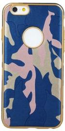 Mocco Army Back Case For Samsung Galaxy A5 A520 Blue