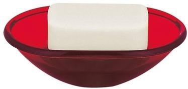Spirella Soap Dish Toronto Plastic Red