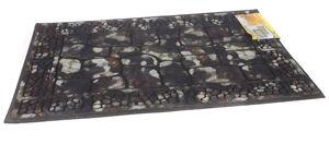 Придверный коврик Verners Stone, 450x750 мм