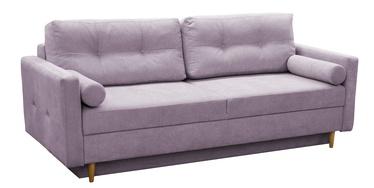 Dīvāngulta Idzczak Meble Pastella Pink, 216 x 100 x 74 cm