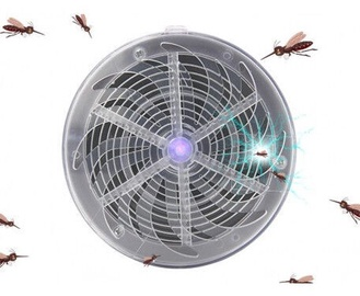 Электронная ловушка для насекомых Trendmail AG Solar Buzzkill Insect Killer