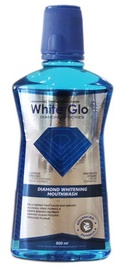 White Glo Mouthwash Diamond Series 500ml