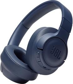 Беспроводные наушники JBL Tune 700BT, синий