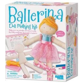 4M Ballerina Doll Making Kit 2731