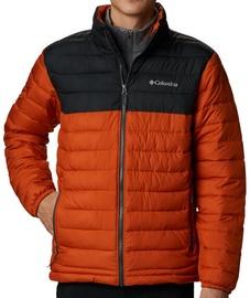 Columbia Powder Lite Mens Jacket 1698001820 Harvester/Shark M