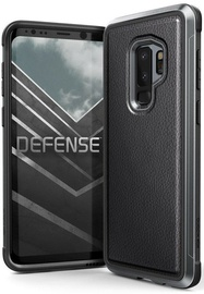 X-Doria Defense Lux Back Case For Samsung Galaxy S9 Plus Black