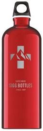 Sigg Water Bottle Mountain Red 600ml