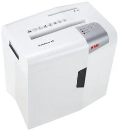 Papīra smalcinātājs HSM Shredstar X5, 4 x 30 mm