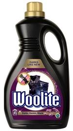 Šķidrs mazgāšanas līdzeklis Woolite Dark, 2.7 l