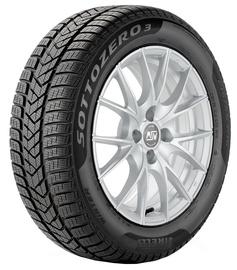 Ziemas riepa Pirelli Winter Sottozero 3, 245/50 R18 100 H E B 72