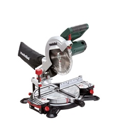LEŅĶZĀĢIS KS 216 M 1100W 216MM METABO