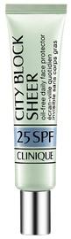 Sejas krēms Clinique City Block Sheer 25 SPF Oil Free Daily Face, 40 ml