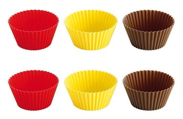 Tescoma Delicia Silicone Baking Cups 5cm 6pcs