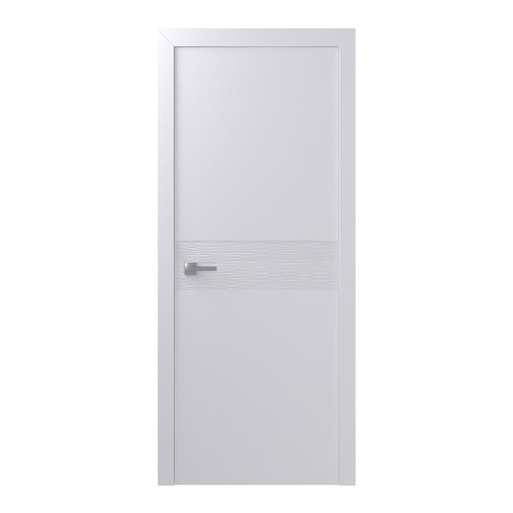 Belwooddoors Door Leaf Siena 60x200cm White