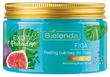 Скраб для тела Bielenda Exotic Paradise Sugar Scrub Fig, 350 мл