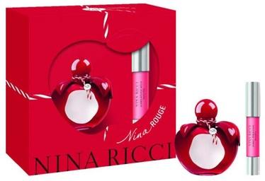 Komplekts sievietēm Nina Ricci Nina Rouge 2pcs Set 50 ml EDT