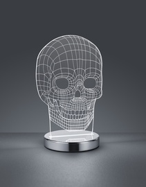 Trio Reality Skull R52461106 Table Lamp 7W SMD LED