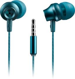 Наушники Canyon CNS-CEP3BG In-Ear Blue
