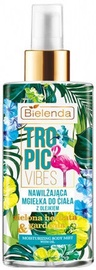 Спрей для тела Bielenda Tropic Vibes Moisturizing With Green Tea And Gardenia Oils, 150 мл