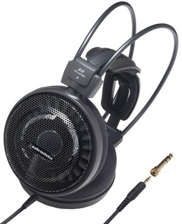 Наушники Audio-Technica ATH-AD700X Black