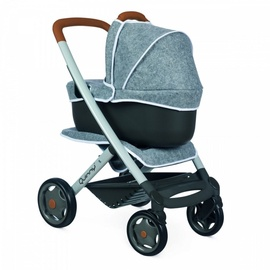 Smoby Quinny Trolley 3in1 Gray