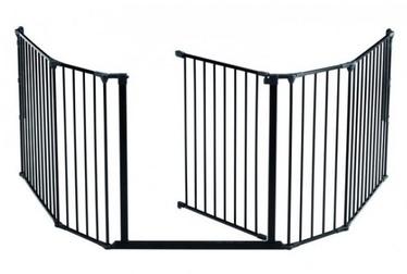BabyDan Safety Gate Flex XL Black