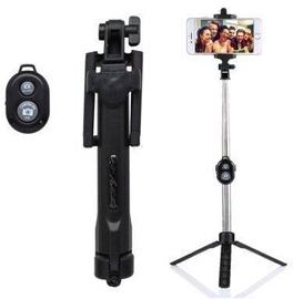 Mocco AF15 Bluetooth Selfie Stick Black