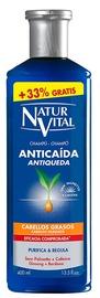 Šampūns Naturaleza Y Vida Greasy Hair, 400 ml