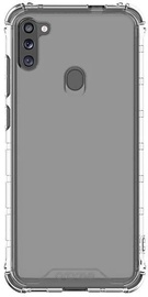 Samsung Back Case For Samsung Galaxy M11 Transparent