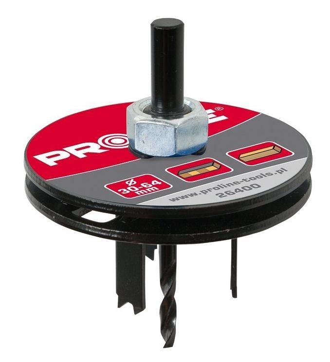 Proline Adjustable Wood Drill d64mm